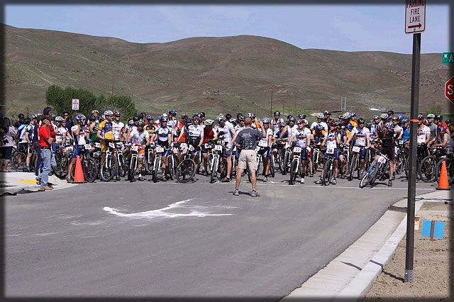 Star of Boise Bike Race