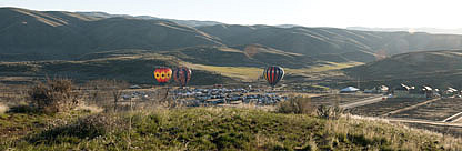 Boise Hot Air Balloon Festival
