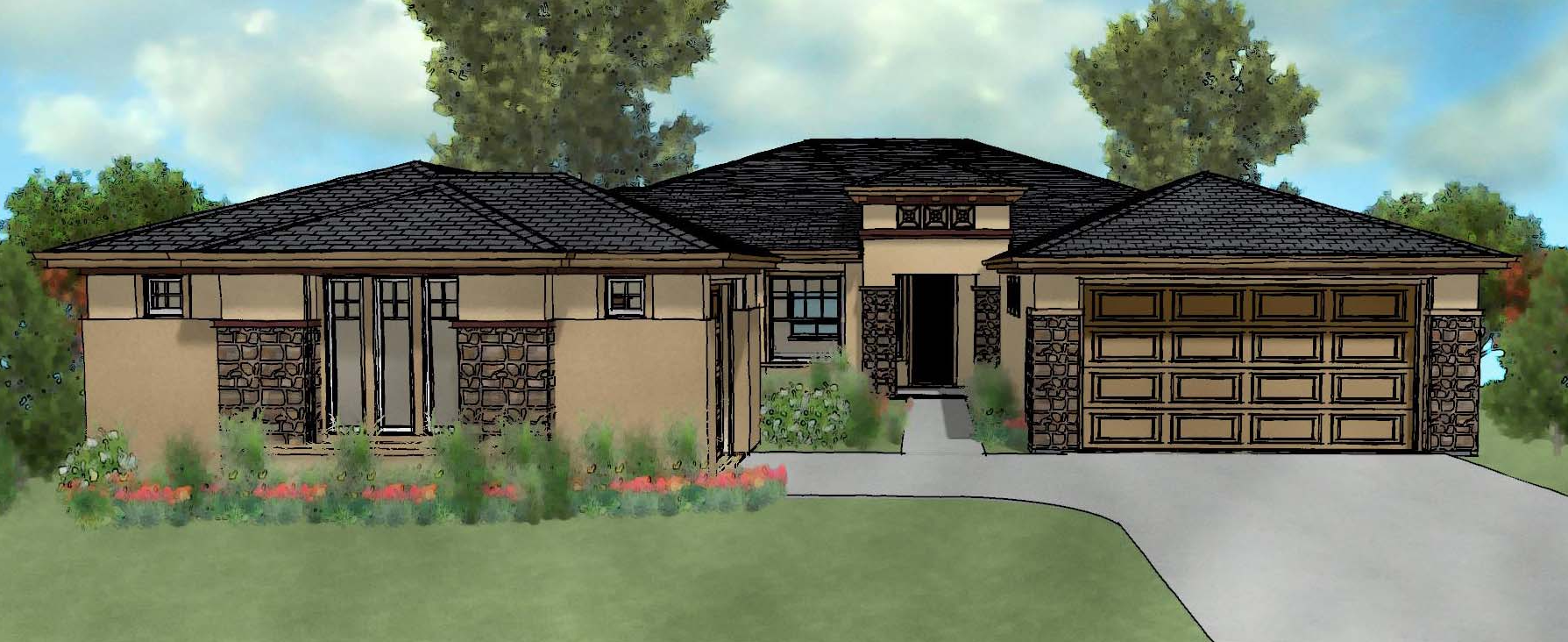 Wild Rose Floorplan
